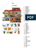 House There Be Picture Dictionaries 56906