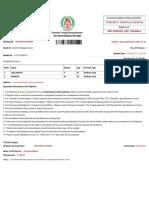 TTD Accommodation Receipt (1)