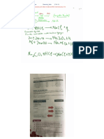 Chemistry Classnotes 2019-04-27