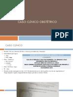 Caso Clinico Obstetrico