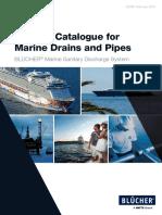 Cu Marine Catalogue 2018