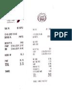 Receipt Report IE-2485530