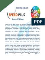 speed plus