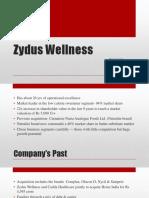 Zydus Wellness