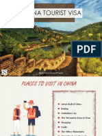 China Tourist Visa Process | Documents Required and FAQs