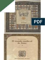 El Mundo Medieval de Anno