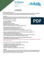 Ministração Células  Nº01