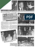 Sociales - 25 años de Jeep Venezuela - Raul Alvarez M. 03.1988