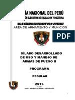 Silabo Historia de La Policia 2016