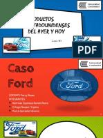 Caso N°1 Ford