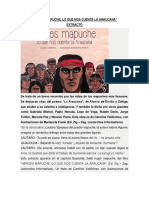 Héroes Mapuche Extracto