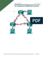 6.2.3.8 Lab - Configuring Multiarea OSPFv2