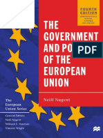 (The European Union Series) Neill Nugent (auth.) - The Government and Politics of the European Union-Macmillan Education UK (1999).pdf
