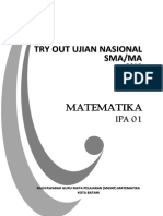 Try Out UN MTK SMA 2014