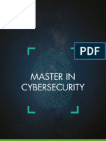 Master in Cybersecurity