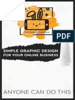 Simple Graphic Design For Your Online Business
