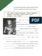 Ficha+sobre+Vida+e+Obra+de+Luís+de+Camões