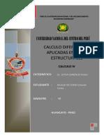 CALCULO DIFERENCIAL-Aplicado en vigas estructurales.pdf