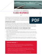 NU Flood One-Pager - May 1,2019