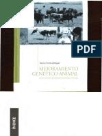 Mejoramiento genético animal. Algunos elementos prácticos de Miquel.pdf