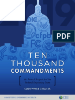 Ten Thousand Commandments 2019
