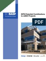 BASF Wall Systems Color Brochure EIFS LEED