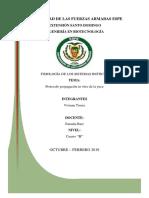 Protocolo Propagación in Vitro de La Yuca