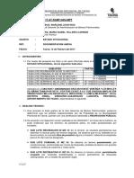 INFORME Nº 00228  -  ESTADO SITUACIONAL - INSPECCION OCULAR -SUBLOTES RECREACION SECTOR 7 AMPLIACION VIÑANI.docx