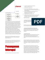 Interupsi Sistem Operasi