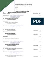 Incumbencias Docentes del título de Técnico en Electrónica