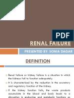 Renal Failure