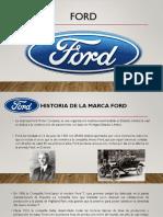 Historia de La Marca Ford