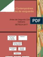 Presentación Catolicismo de VanguardiaSETECA2017