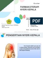 Farmakoterapi Sakit Kepala