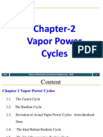 Chapter 2 - Analysis of Steam Power Plant Cycle New