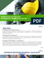 Presentacion Estandares Minimos Res 0312 de 2019 V2 mod.pdf