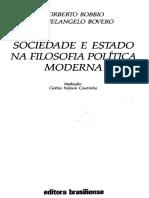 Bobbio - Sociedade e Estado... parte 1.pdf