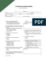 Evaluación Del Paciente Insomne 1.11.2