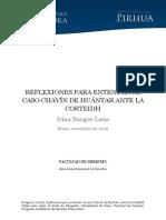 REFLEXIONES CASO CHAVIN DE HUANTAR.pdf