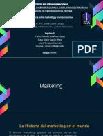 Marketing vs Mercadotecnia