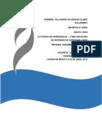 ACTIVIDAD DE APRENDIZAJE …4 IMPLANTACIÓN DE SISTEMAS DE SOFTWARE LIBRE.docx
