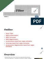Module 4.1 - Kalman Filter Basics