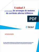 Arranque de Motores Trifasicos