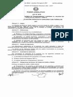 Ley N-¦ 5476_2015 ÔÇ£Que establece normas de transparencia y defensa al usuario en la utilizaci+¦n de tarjetas de cr+®dito y d+®bitoÔÇØ