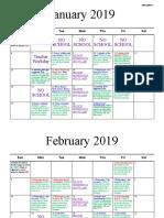 2018-19 humanities 2