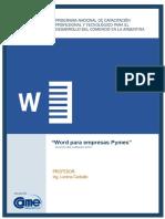 61_ Word para empresas Pymes - Introducción (pag1-9)