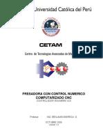 Manual Fresadora Cnc Sinumerik