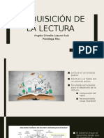 Adquisición de La Lectura AGLR
