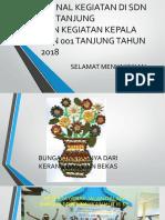 Jurnal Kegiatan Di Sdn 001 Tanjung