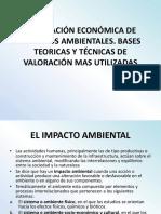 Evaluacion de Los Impactos Ambientales